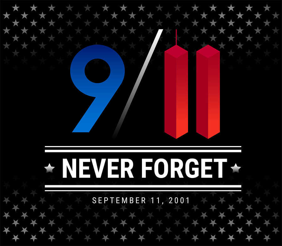 9 11 memorial never forget